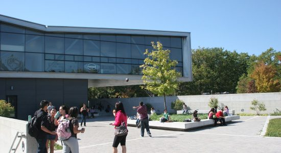 University of Toronto Scarborough Student Centre
