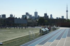 Varsity Blues Football team have started training, September is almost here